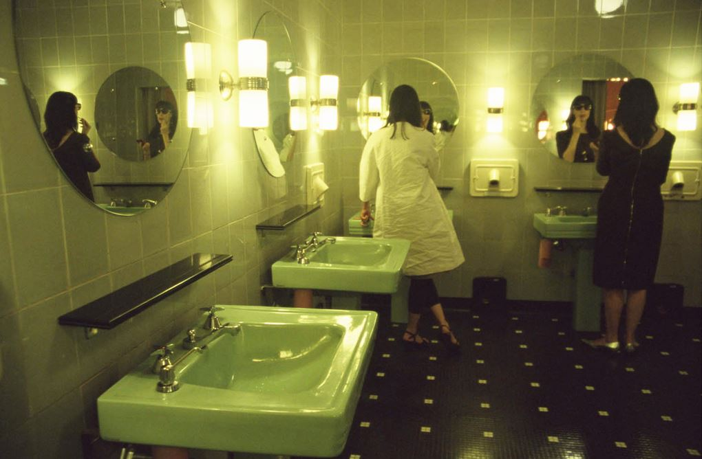 Ladies rooms around the world