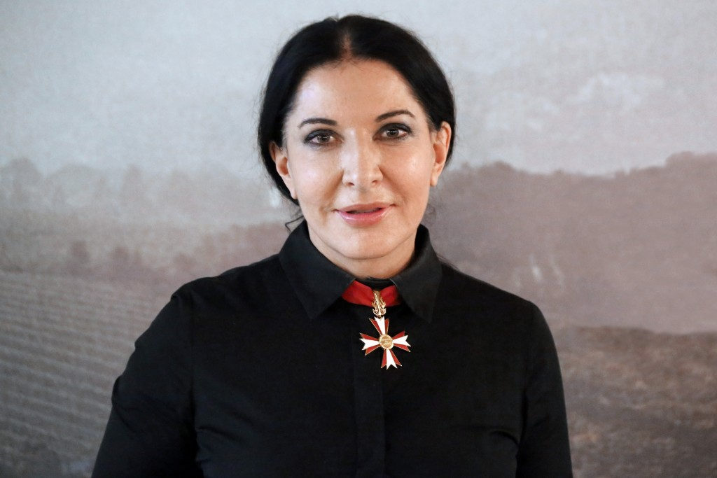 Viennale 2012: 'Marina Abramovic: The Artist Is Present' at Gartenbaukino