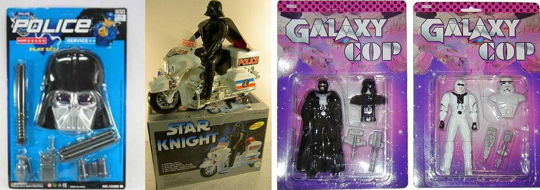 Darth Vader y el Lado Luminoso