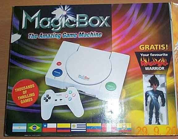 Consola Magic Box