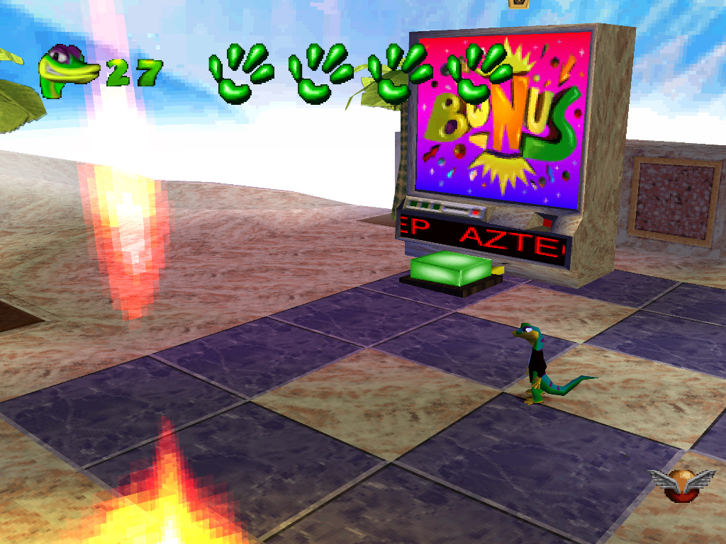 Gex (Gex: Enter the Gecko)