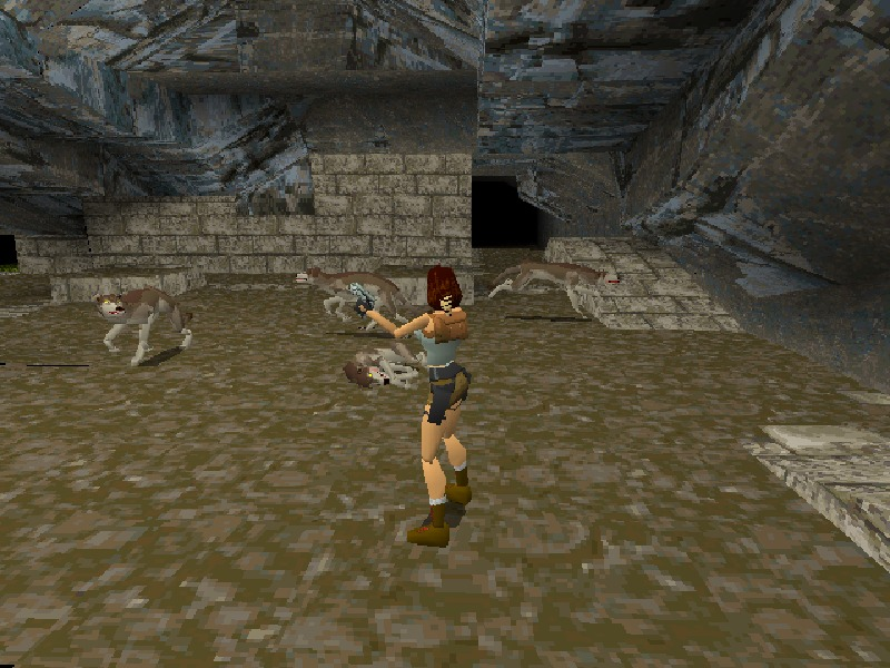 Lara Croft (Saga Tomb Raider)
