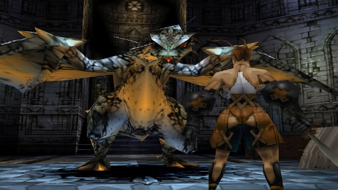 Ashley Riot (Vagrant Story)