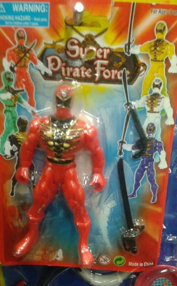 Pirate Force