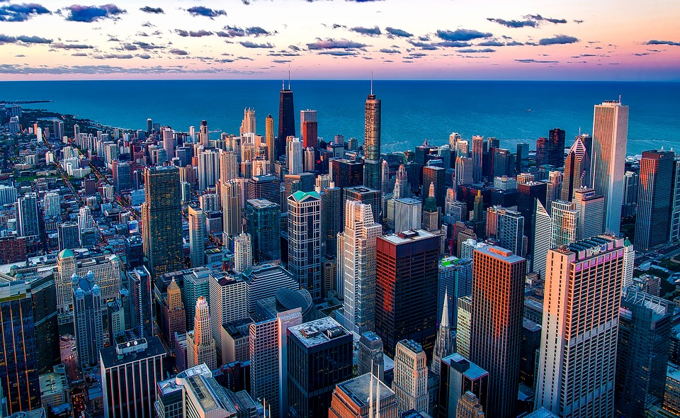 11. Chicago, Estados Unidos