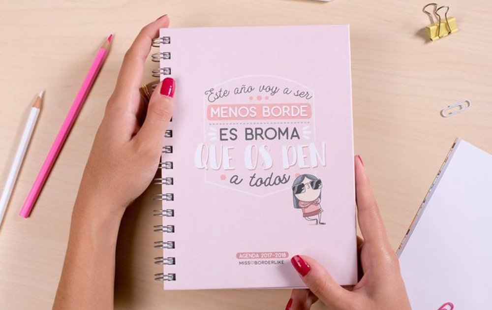 Agenda Miss Borderlike