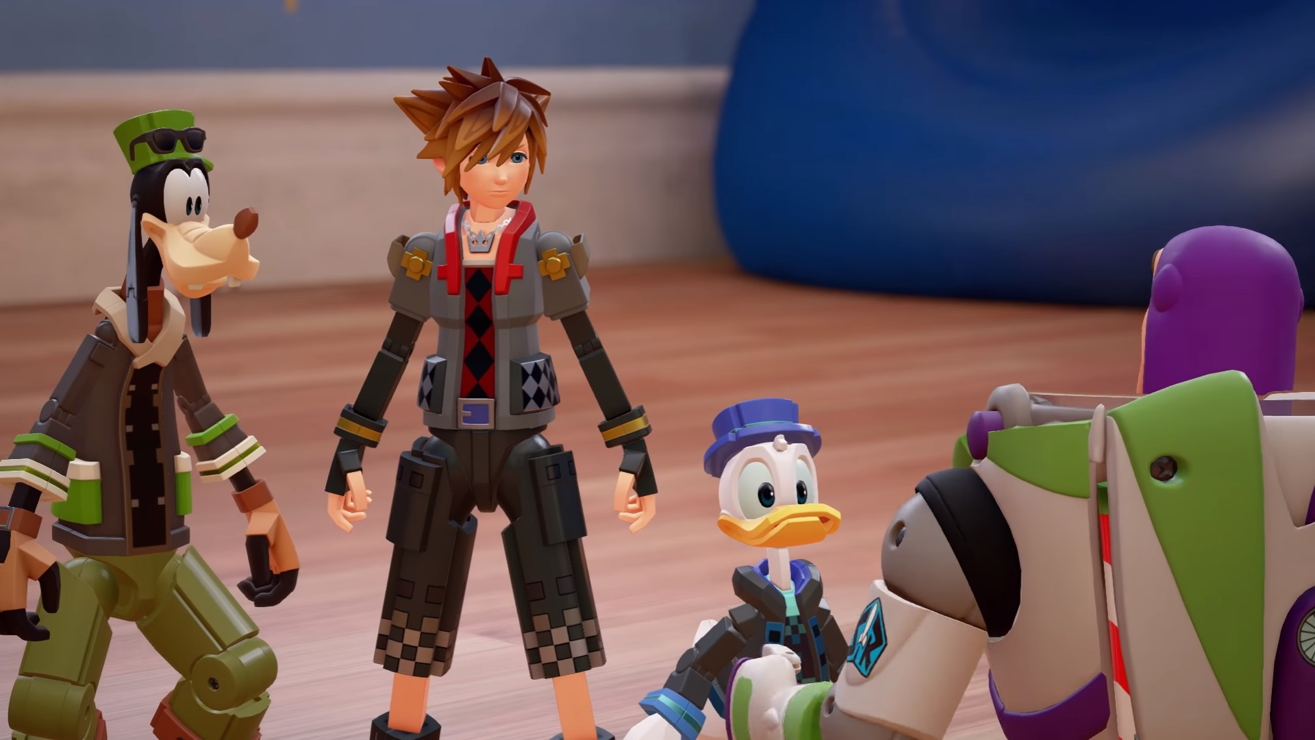 'Kingdom Hearts 3'