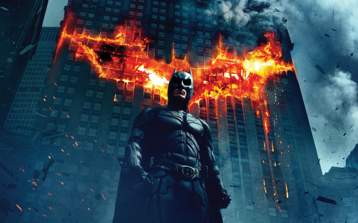 4. Batman: El caballero oscuro (2008)