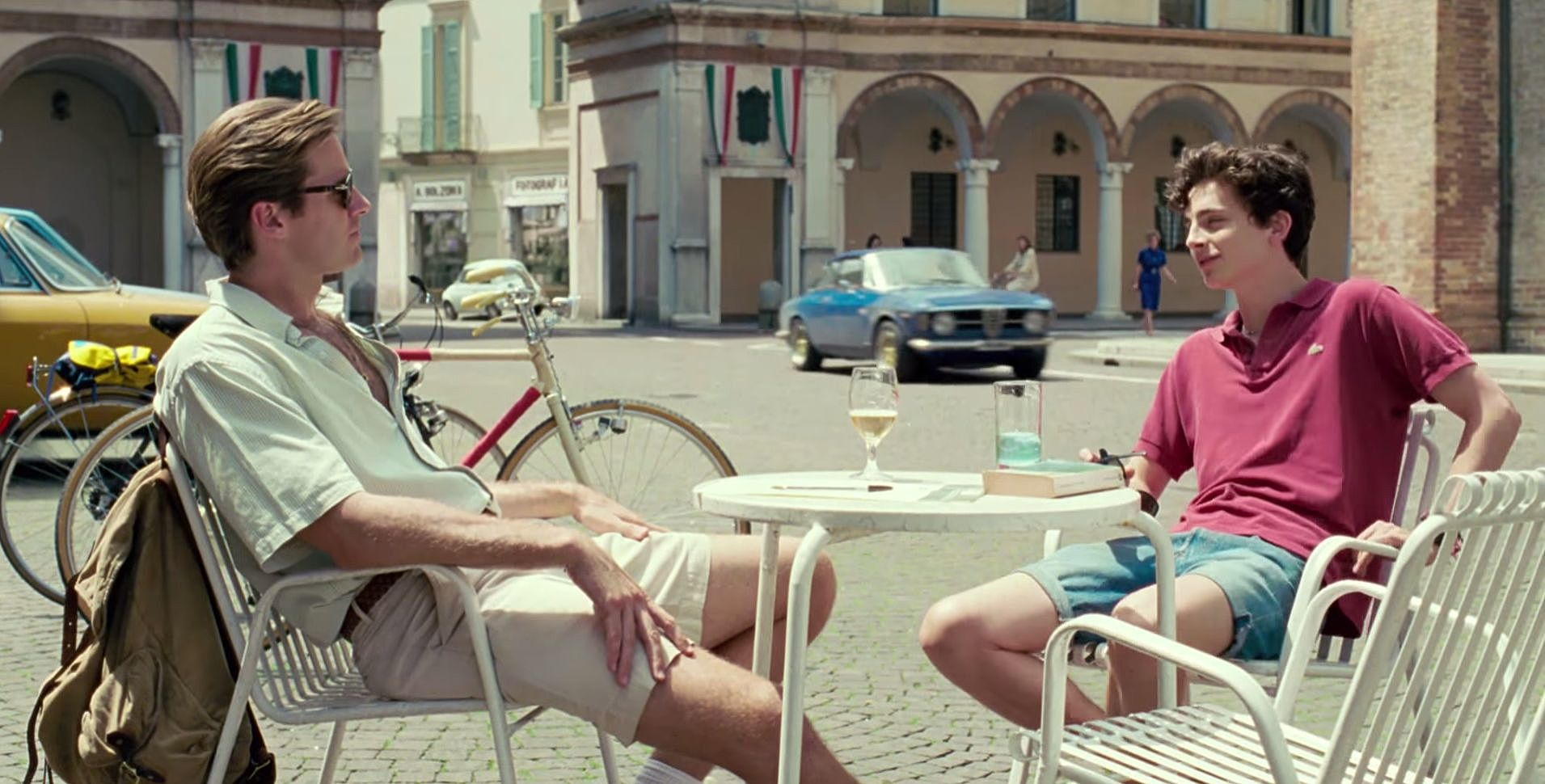 'Call Me By Your Name' (Estreno en España: 26/01/18)