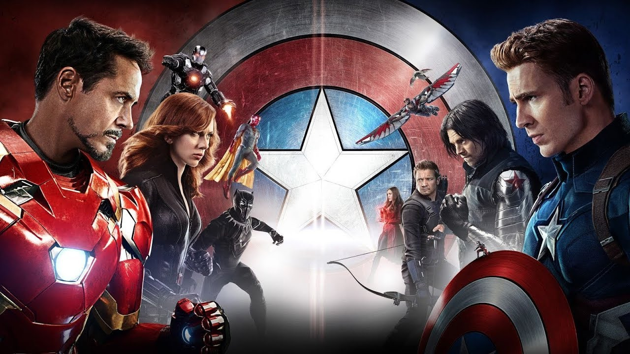 8. Capitán América: Civil War (2016)