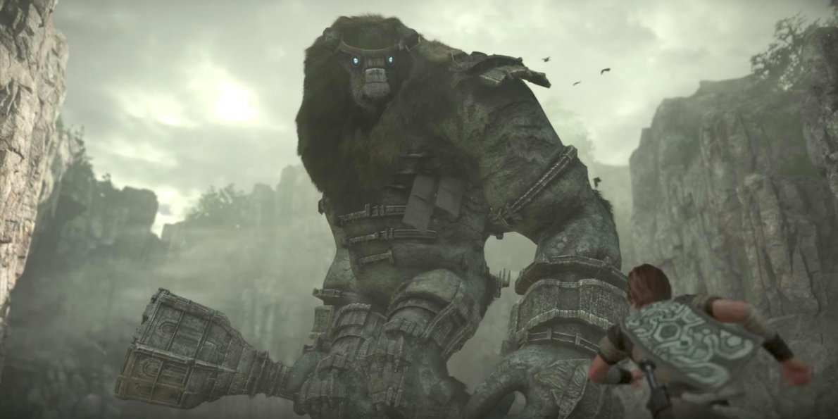 'Shadow of the Colossus'