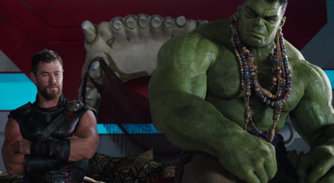 3. Thor: Ragnarok (2017)